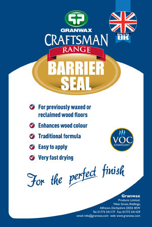 Barrier Seal